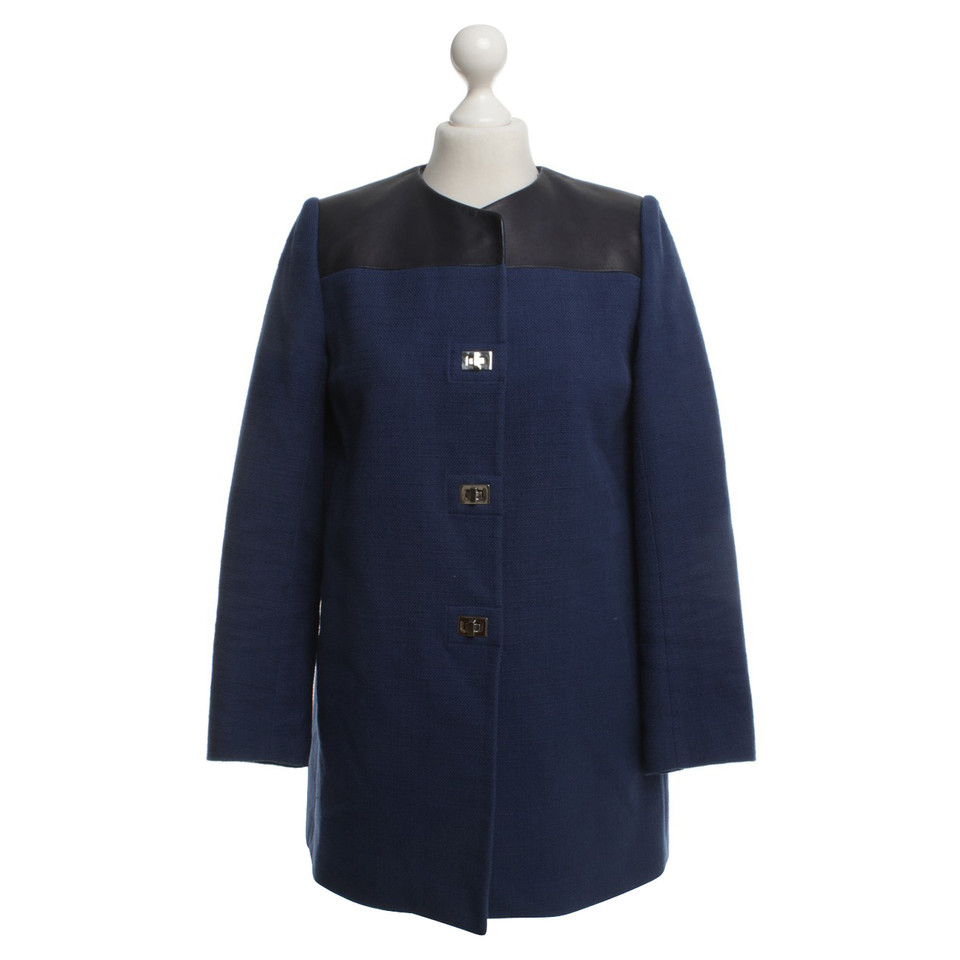 Sandro Longblazer in blue