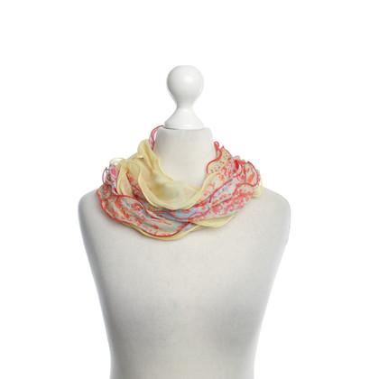 Ralph Lauren Met stroken zijden sjaal