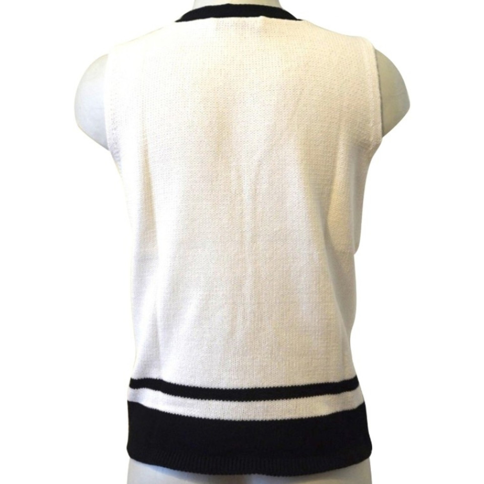 Iris von Arnim Mark knit top