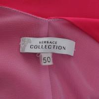 Versace Dress in Fuchsia
