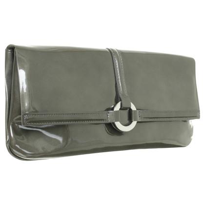 L.K. Bennett clutch grigio