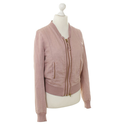 Zadig & Voltaire Jacket in dusty pink