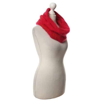 Marithé et Francois Girbaud Scarf in red