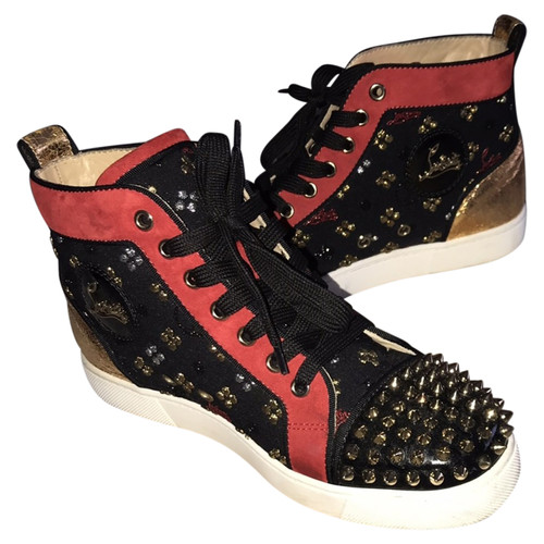 best sneakers 4e82f ad942 Christian Louboutin Trainers - Second Hand Christian ...