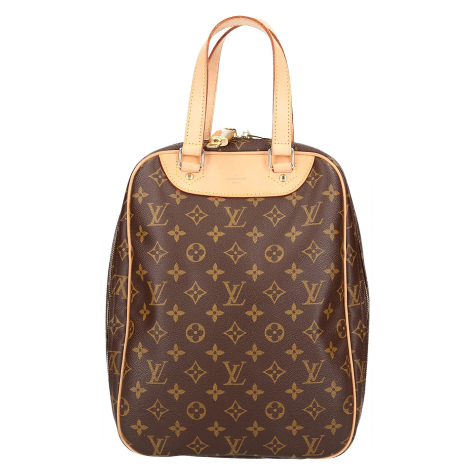 louis vuitton excursion monogram canvas buy second hand louis vuitton excursion monogram. Black Bedroom Furniture Sets. Home Design Ideas