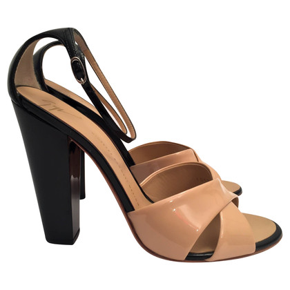 Giuseppe Zanotti Sandals patent leather