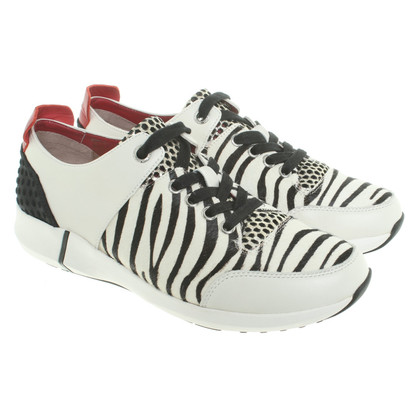 Marc Cain Sneakers in animal look