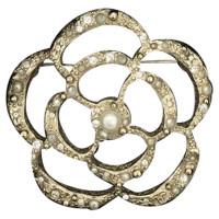 Chanel Kamelien-Brosche