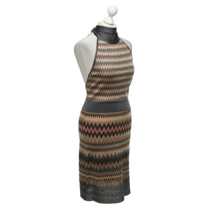 Missoni Kleid mit Zick-Zack-Muster