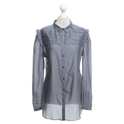 Burberry Blouse in grey