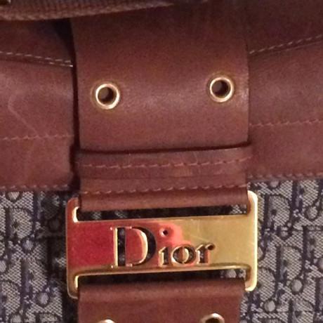 Christian Dior Handtasche Braun Professionel Spielraum Bestellen Billiger Blick z8DO7gNu