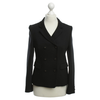 Joseph Simple Blazer in black