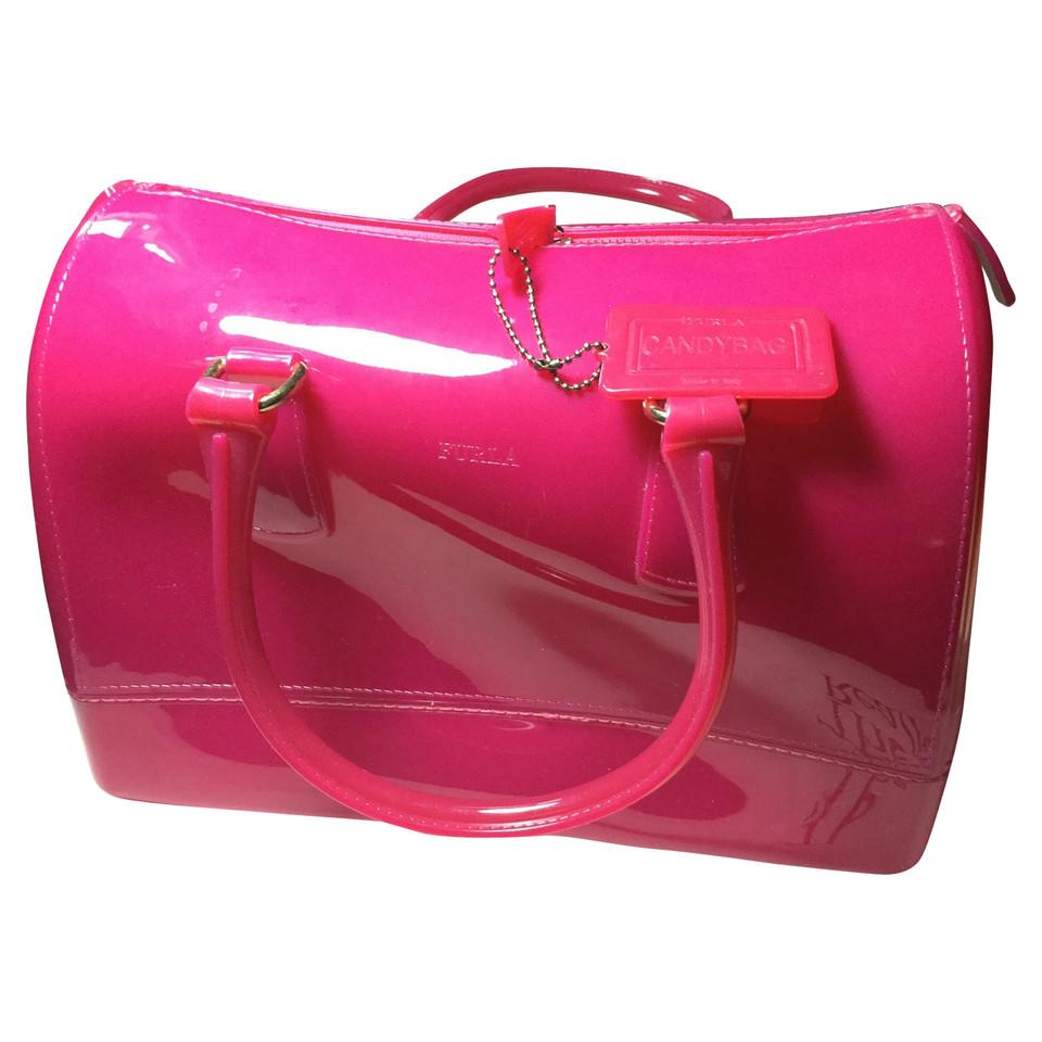 furla handtasche second hand furla handtasche gebraucht kaufen f r 135 00 2610269. Black Bedroom Furniture Sets. Home Design Ideas