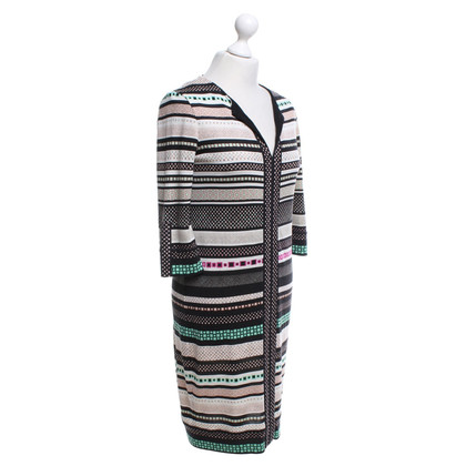 Diane von Furstenberg Multicolor silk dress