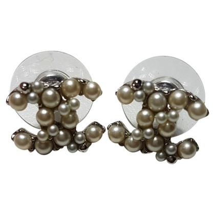 Chanel Orecchini di perle