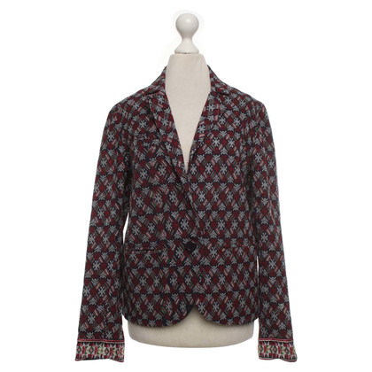 Manoush Blazer with pattern