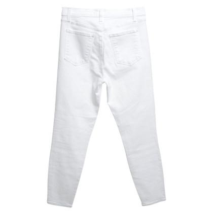 J Brand Pantaloni in bianco