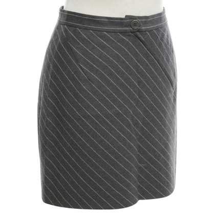 Moschino skirt with stripe pattern