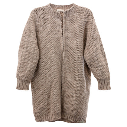Stefanel Oversized knitted cardigan
