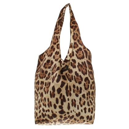 Dolce & Gabbana Shopper met animal print