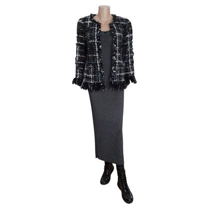 Chanel Chanel lurex geplooide kleding