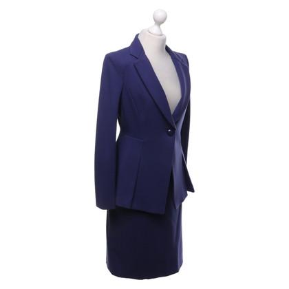 Giorgio Armani Kostüm in Violett