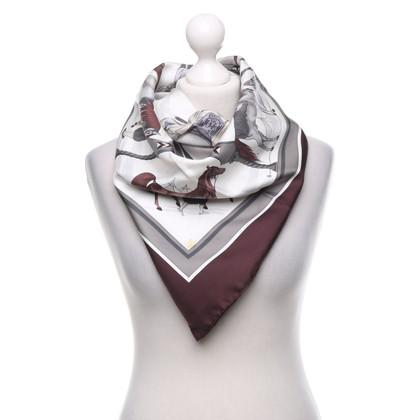 """Hermès Silk scarf """"Chevaux arabes"""""""