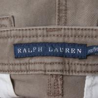 Ralph Lauren Cargobroek in grijsbruin