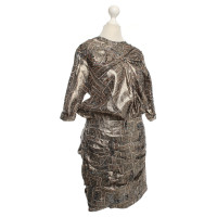Isabel Marant for H&M Dress with metallic thread