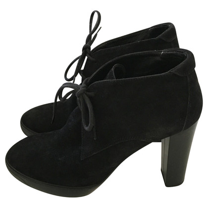 Hogan Black ankle boot