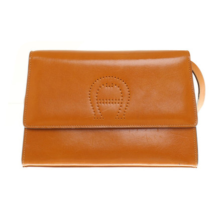 Aigner Handtasche in Orange