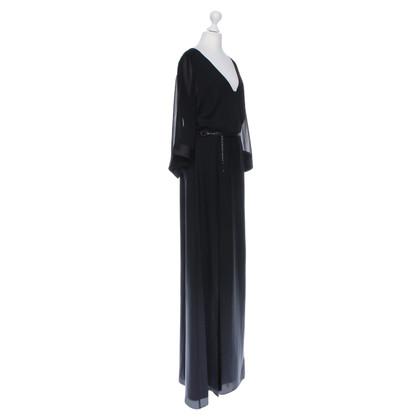 Halston Heritage Kleid in Schwarz
