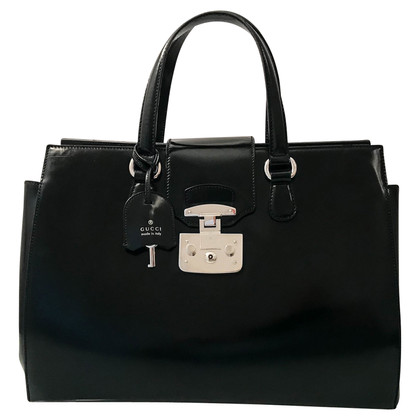 Gucci Black Lady Lock