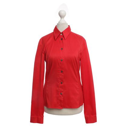 Hugo Boss Shirt in rood
