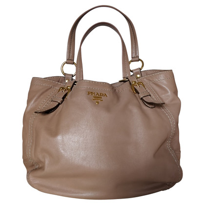 Prada Handbag in beige