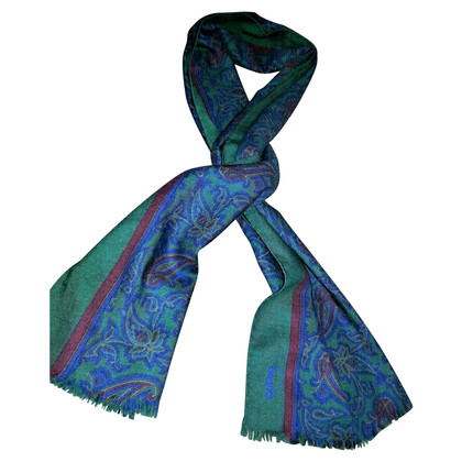 Bogner Scarf from wool / silk