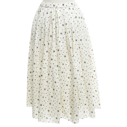 Other Designer Soho de Luxe - skirt with star pattern