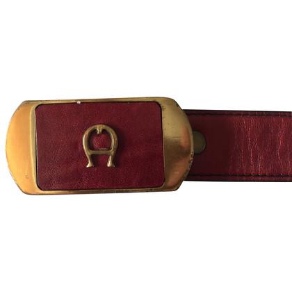 Aigner Vintage belt