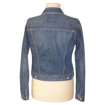 Adriano Goldschmied Denim jacket in vintage look