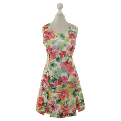 Piu & Piu Dress with flower pattern