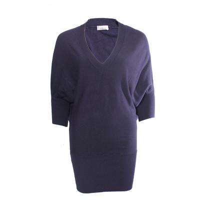 Pinko abito maglione viola