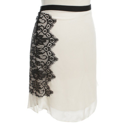 By Malene Birger skirt with Spitzenapplikation
