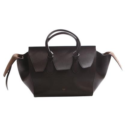 """Céline """"Cravatta nodo Bag"""" in nero"""