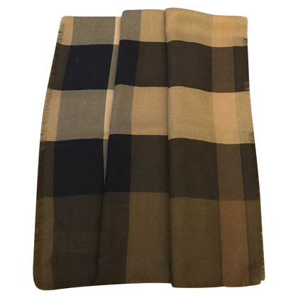 Burberry Prorsum Stole Burberry Brown