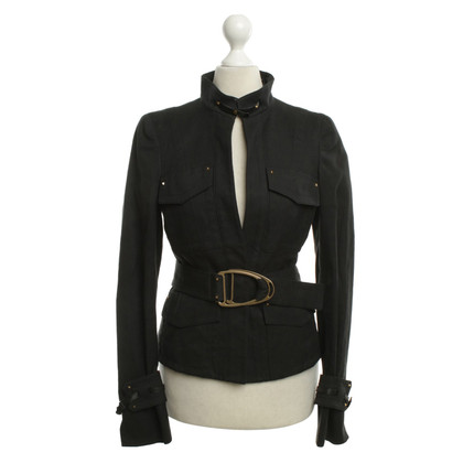 Gucci Waisted blazer in black