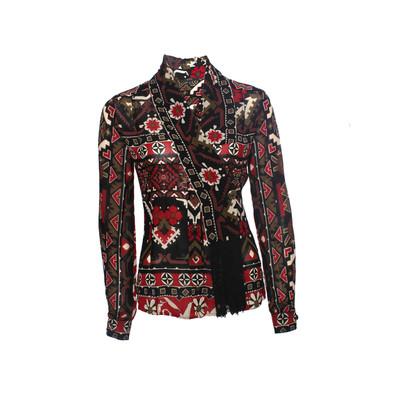 Gucci Baboesjka blouse met sjaal