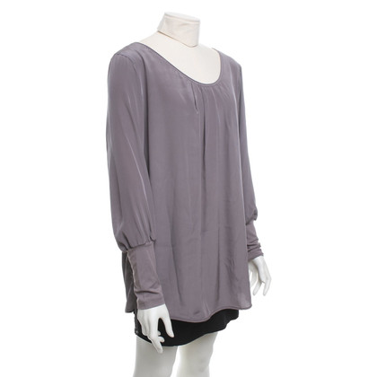 Marc Cain Taupe-colored blouse