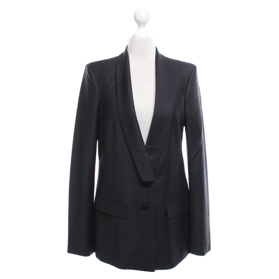 patrizia pepe blazer in black buy second hand patrizia. Black Bedroom Furniture Sets. Home Design Ideas