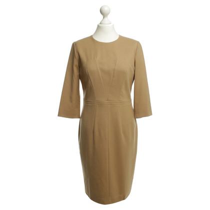 Hugo Boss Dress in camel