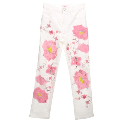 Emanuel Ungaro Jeans in bianco
